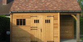 houten Tuinhuisjes waregem